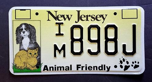 NJ Animal Friendly - Cat - Dog - IM898J