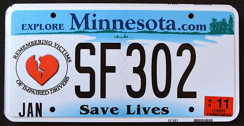 MN Save Lives - Remember Victims Of Impaired Drivers