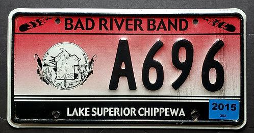 WI Bad River Band - Lake Superior Chippewa Tribe - A696