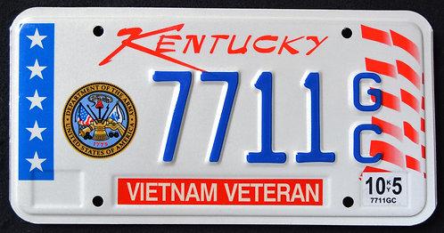 KY Vietnam Veteran