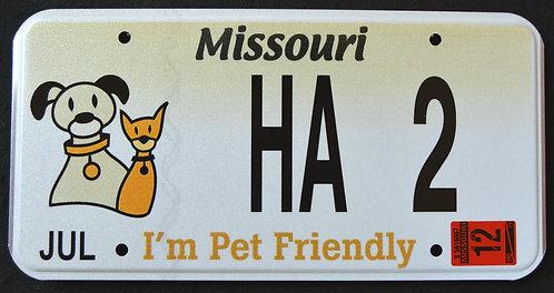 MO I`m Pet Friendly - Cat - Dog