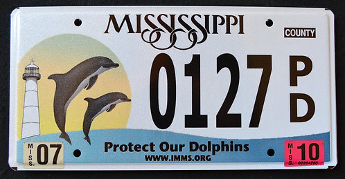 MS Protect Our Dolphins - Lighthouse - 0127PD