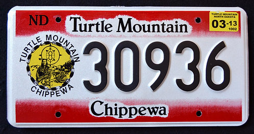 ND Turtle Mountain Chippewa Tribe
