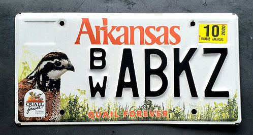 AR Wildlife Quail - Bird - BWABKZ