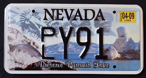 NV Paiute Tribe - Pyramid Lake