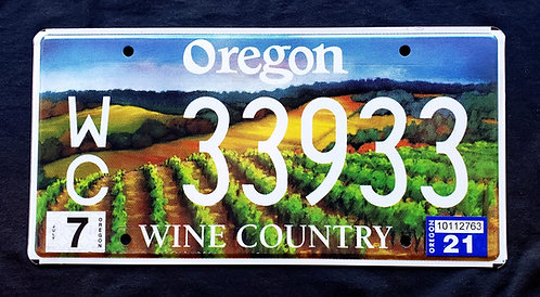 OR Oregon - Wine Country - WC33933