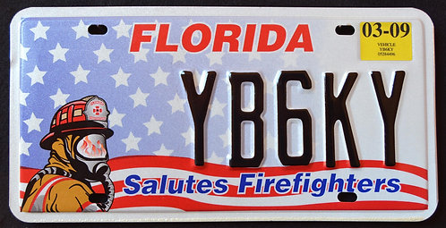 FL Salutes Firefighters - YB6KY