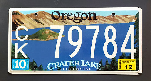 OR Crater Lake National Park Centennial - 100 Years - CK79784