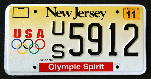 NJ Olympic Spirit