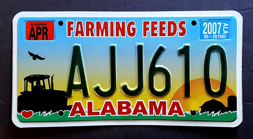 AL Farming Feeds - Agriculture - Farm - Barn - Tractor - AJJ610