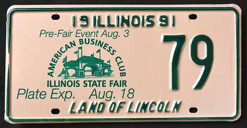 IL State Fair - American Business Club