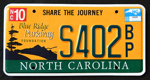 NC Blue Ridge Parkway - Share The Journey