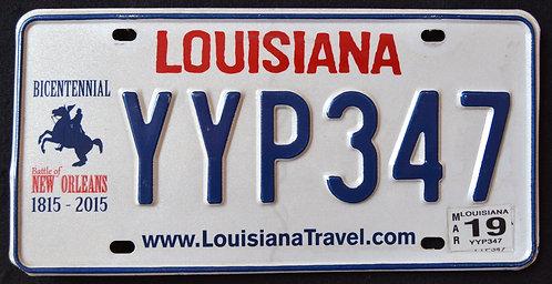 LA Bicentennial - Battle For New Orleans - YYP 347