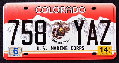 CO United States Marine Corps - USMC - 758 YAZ