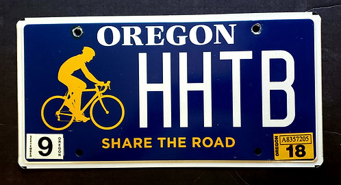 OR Share the Road - HHTB