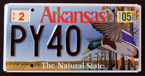 AR Wildlife Duck - Bird - The Natural State - PY40