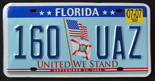 FL United We Stand - 9/11 - September 11, 2001