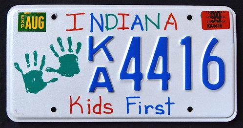 IN Kids First - Children Hands
