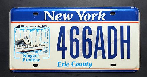 NY Niagara Frontier - Erie County - 466 ADH