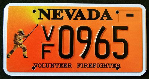 NV Volunteer Firefighter