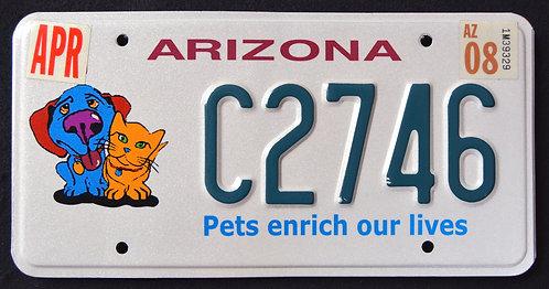 AZ Pets Enrich Our Lives - Dog - Cat - C2746