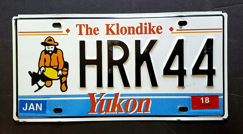 Canada - Yukon - The Klondike - HRK44