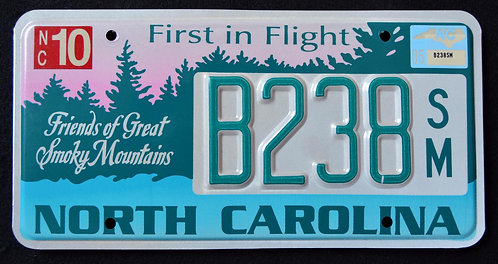 NC Friends of Great Smoky Mountains National Park - B238SM