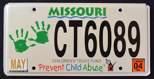 MO Prevent Child Abuse - Kids Hands