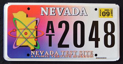 NV Atomic Test Site