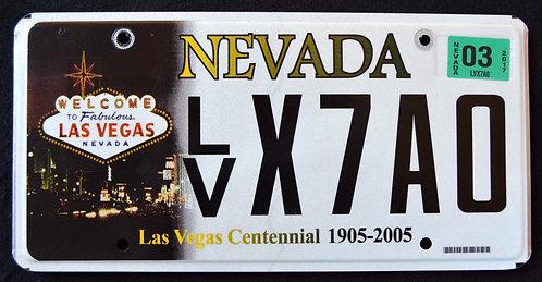 NV Las Vegas Centennial - 100 Years