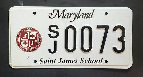 MD Saint James School - SJ 0073