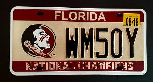 FL State University - FSU - National Champions