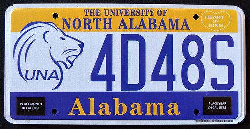 AL University of North Alabama - Lion - 4D48S