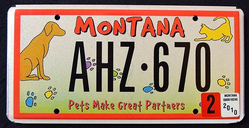 MT Pets Make A Great Partner - Cat - Dog