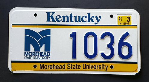 KY Morehead State University - 1032