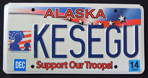 AK Support Our Troops