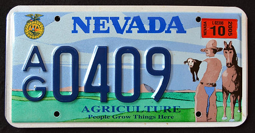 NV Agriculture - People Grow Things Here
