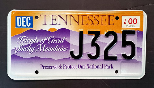 TN Friends of Great Smoky Mountains - Preserve & Protect Our National Park J325