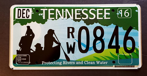 TN Protecting Rivers and Clean Water - RW0846