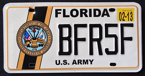 FL United States Army - BFR5F