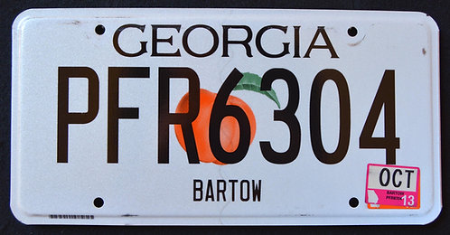 GA Peach - Barton County - PFR6304