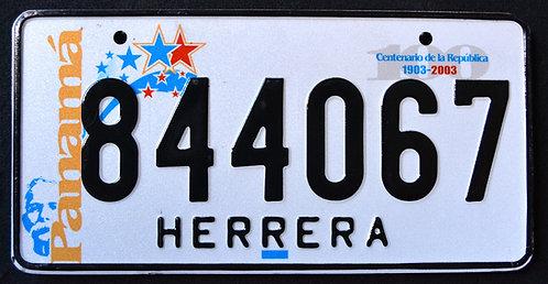 Panama - 100 Years Anniversary - Centennial - Herrera