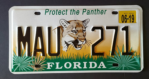 FL Protect the Panther