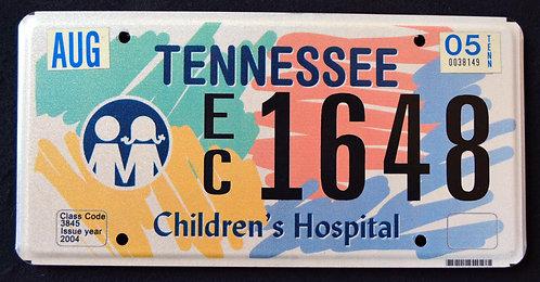 TN Children`s Hospital - EC1648