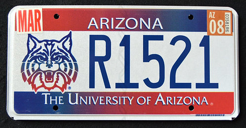 AZ University Of Arizona - Wildcats - Football - NFL - R1521