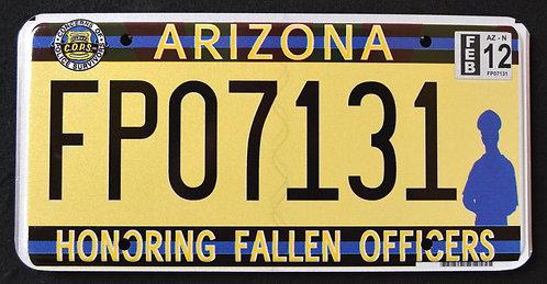 AZ Honoring Fallen Police Officers - Cop - FP07131