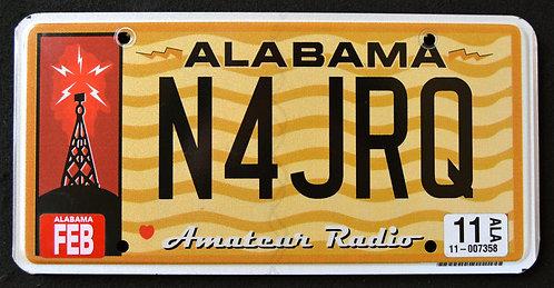 AL Amateur Radio - N4JRQ