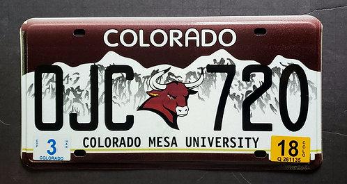 CO Mesa University - Bull - DJC 720