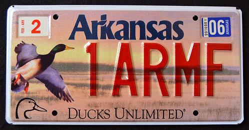AR Wildlife Duck - Bird - Ducks Unlimited - 1ARMF