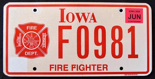 IA Firefighter - F0981